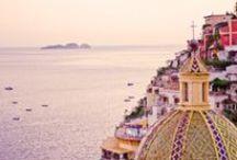 Costiera Amalfitana - Amalfi Coast / Amalfi - Positano - Ravello - Maiori - Minori