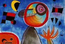 Joan Miro / Joan Miro