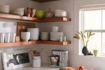 KITCHEN / Inspirace do kuchyně
