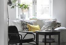 LIVING ROOM / Inspirace do obýváku