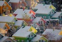 Norway / Kam bych se chtěla podívat...