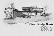 CSH #1 Julius Ralph Davidson / Case Study House Program
