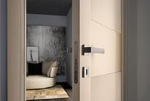 Portes d'intérieur / La porte d'intérieur : le premier meuble de votre maison...