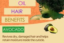 Natural hair/skin care