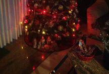 Christmas tree / Christmas