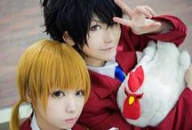 Cosplay Couples / Assorted Anime Cosplay Couples