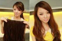 Long Hair Wigs / Selling Long Hair Wigs