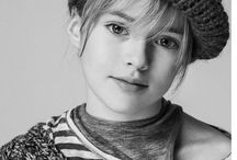 Kristina pimenova / I have been working as a model in Moscow.