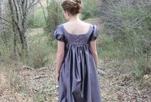 Jane Austen Fashion / The fashion from Jane Austen's era