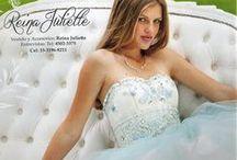 Vestidos de Quince / Los más románticos vestidos para quinceañeras