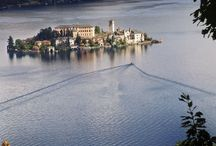 Lago d'Orta - Piemonte (Italy) / luogo d'incanto