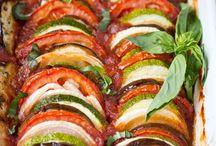 Recipes - Vegetables
