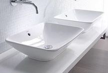 STYLE - Double Basins / Double doesn't always mean trouble! Whether you're catering for your other half or just fancy having the option to choose - double basins are always an impressive feature in any bathroom. http://soak.com/