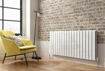 DECOR - Rad Radiators / Radiators don't have to be ugly! Whether you're looking for a modern or traditional style, we have a huge range of stylish radiators to heat any home. http://soak.com/