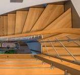 Holztreppen, Treppen allgemein und Design Ideen / Hier finden Sie inspirierende Pins zu Thema Holztreppen.