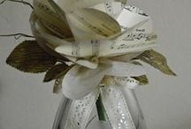 Handmade Flowers / A selection of handmade paper flowers for different occasions