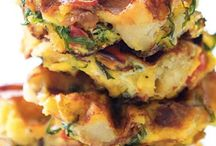 Recipes - Cooking with Waffle Iron