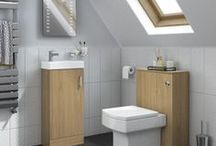 DECOR - Loft Bathroom / Inspiration for loft bathrooms - small but perfectly formed!