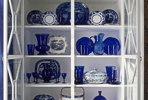 Cobalt Glassware & Pottery / #Cobalt #CobaltGlassware #CobaltGlass #CobaltPottery  Please pin judiciously. Ten or 15 re-pins is flattering. 50 and up is pillage. / by Terry Grant