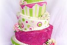 Cakes - Decorated / by Linda Sirkel