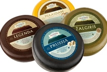 Enjoy our cheeses