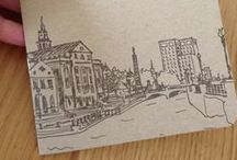 Rhode Island Inspired / We have lots of items that feature our lovely small state and its capital city, Providence!