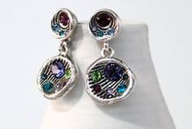 Jewelry / All our jewelry is handmade by independent artists.