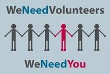 Volunteers at StreetLightUSA / 1vol·un·teer noun \ˌvä-lən-ˈtir\ : a person who chooses to join the military  : a person who does work without getting paid to do it