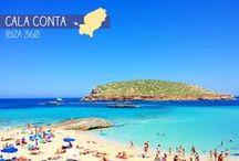 Ibiza beaches / Ibiza beaches // Las playas de Ibiza