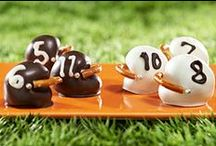 Sweet Overtime Treats / Celebrate a sweet win with delicious dessert recipes made for the perfect Home Bowl party.