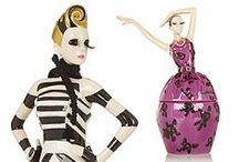 H O M E | Miss Lanvin dolls / Miss Lanvin Dolls - For Women Who Love Fashion Dolls and Figures, These Are Like Fancy Barbies!