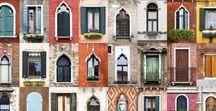 Windows of the World - Travel + Architecture / https://www.andrevicentegoncalves.com/shop/
