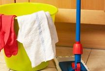 Tidy House / Cleaning tips and tricks, how to clean fast, kitchen, bathroom, living room, etc. http://www.cleanerscambridge.com/