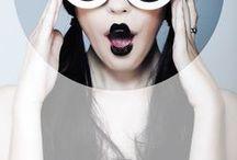 Editoriais de Moda / O glam ...