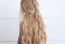 H A I R ❤️ / I wish I had this hair Pin it if you like it❤️