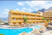 El Marqués Palace - Tenerife / Discover one of the most luxurious and elegant complexes in Tenerife. We offer one to three bedroom appartments by the see. Descubre uno de los complejos más lujosos y elegantes de Tenerife. Ofrecemos apartamentos de uno a tres dormitorios junto al mar.  #Tenerife #HolidaysEveryDay #VacacionesTodoElAño