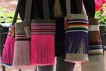Bando de la Huerta 2015 / Fotos Post Bando de la huerta Minicubos, bags y bandoleras con aplicaciones de tela refajo huertano, traje regional murciano