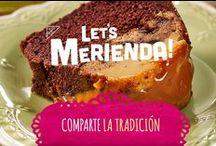¡Comparte la tradición! / Ponle sabor al Mes de la Herencia Hispana. ¡Es la temporada perfecta para compartir la tradicional merienda con tus hijos o tus comadres!