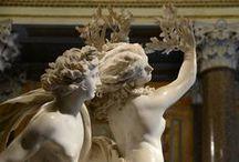 Mythological Sculptures