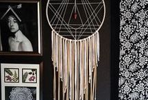 DIY, Dreamcatcher, suspensions...