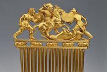 Scythians / circa 900 BC - circa 100 BC