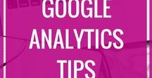 Google Analytics Tips / Google Analytics tips, understand google analytics, google analytics for bloggers, blogging with google analytics, GA tips