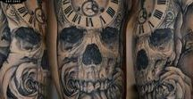 Tattoos from Romania / Tattoos done by our members