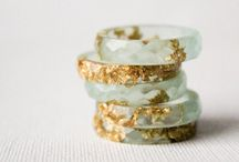 Jewelry / A mix of classic and modern adornments / by Tracy Perkins
