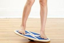 Ankle Rehab Exercises / Basic stability and strengthening exercises for rehabilitation following an ankle injury.