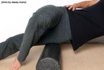 Foam Roller Exercises / Some basic foam roller exercises for massaging tight tissues.