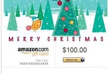 Christmas Contest - CLOSED! / Congratulations to Amy Garrett! She'll have fun shopping for Christmas with her $100 winnings!