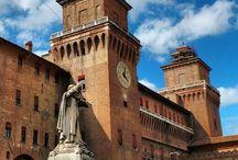 Ferrara / La bellezza di una città che spesso chi ci vive si scorda...