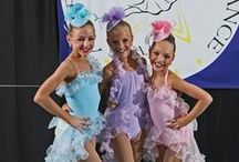 Jazz dance / jazz dance costumes