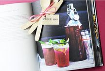 Kunst und Cocktails / Smoothies, Wine & Spirits